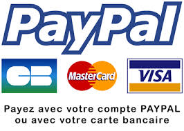 paypal payement CB avec ou sans compte paypal