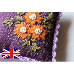 Gaillarde Pattern in English