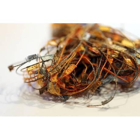 JAP/ Lacet echelle rouille