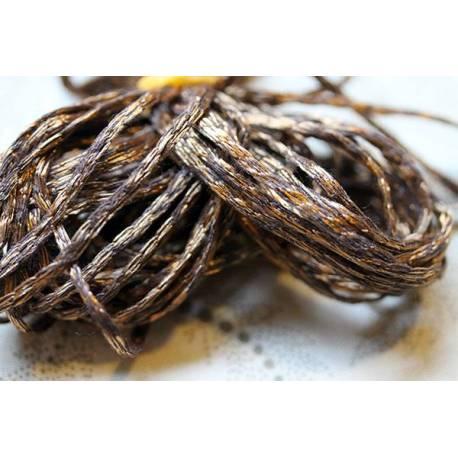 tricotine noisette Moirée
