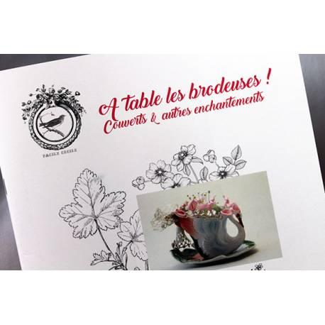 Livret A Table Les Brodeuses